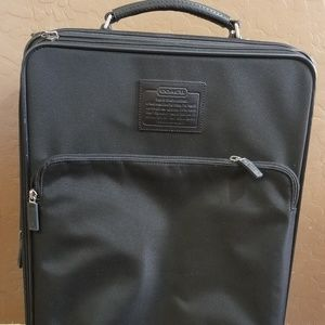Coach Bags - Coach rolling carry on luggage